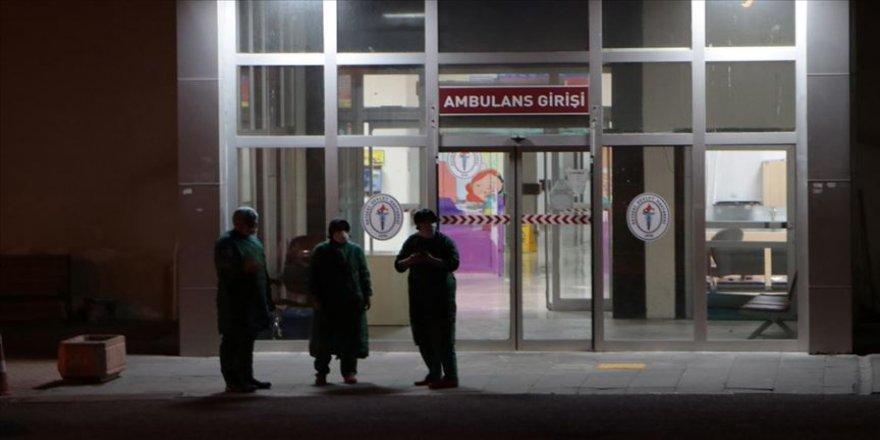 Kayseri'de koronavirüs karantinasındayken kaçan şüpheli yakalandı