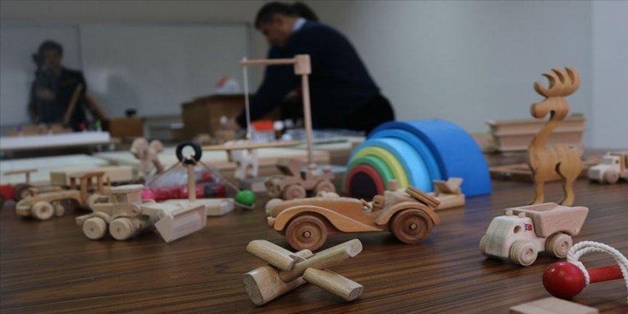 Yerli oyuncak üretimi hız kazandı