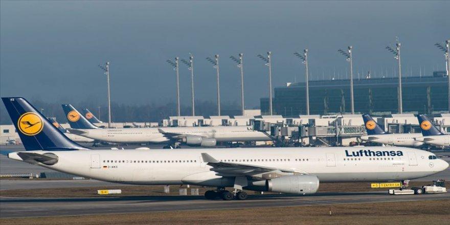 Lufthansa çalışanlarının yaklaşık üçte ikisini kısa süreli çalıştıracak