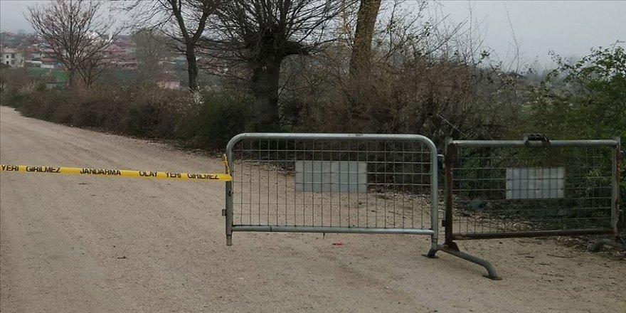 Niğde'de bir köy koronavirüs nedeniyle karantinaya alındı
