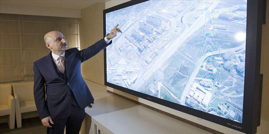 Cumhurbaşkanı Erdoğan'ın talimatıyla İkitelli Şehir Hastanesinin yollarını bakanlık yapacak