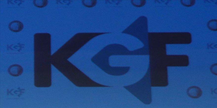 KGF'den Milli Dayanışma Kampanyası'na 1 milyon lira destek