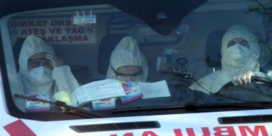Sağlık Bakanı,Türkiye'de koronavirüs olan sağlık çalışanı sayısını açıkladı