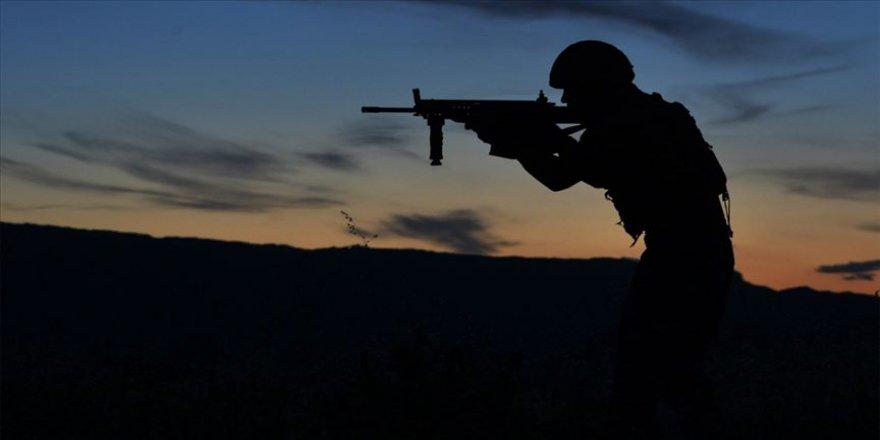 MSB: Fırat Kalkanı bölgesinde 14 PKK/YPG'li terörist etkisiz hale getirildi