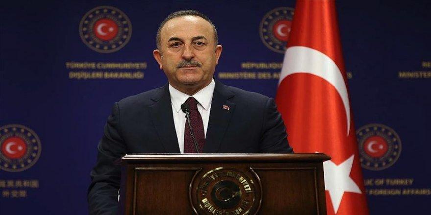 Çavuşoğlu videokonferansla düzenlenecek NATO Dışişleri Bakanları Toplantısına katılacak