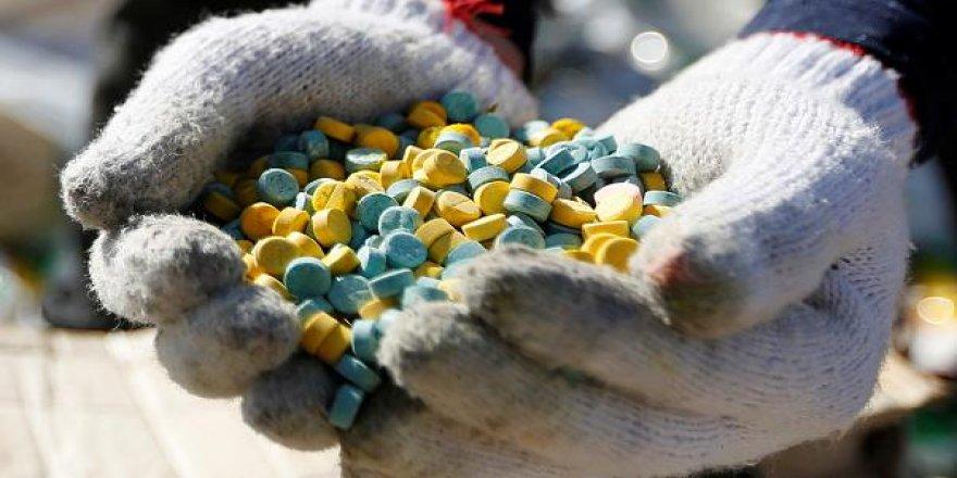Kocaeli'de bir haftada binlerce uyuşturucu ele geçirildi