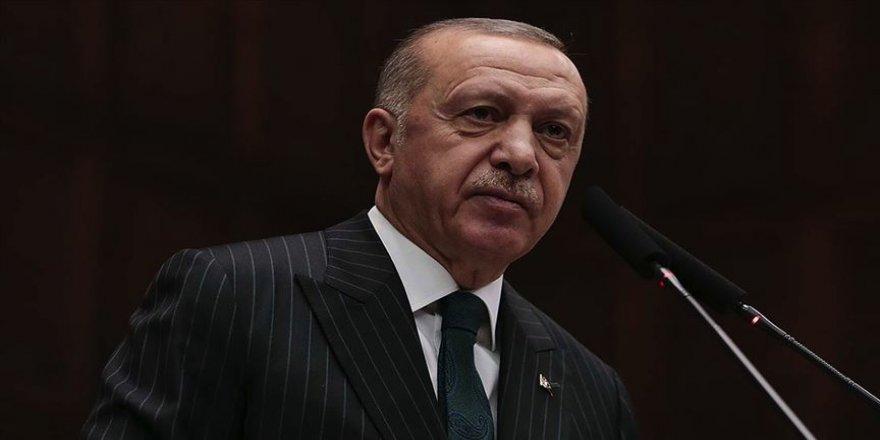 Cumhurbaşkanı Erdoğan'dan Prof Dr. Cemil Taşcıoğlu için taziye mesajı