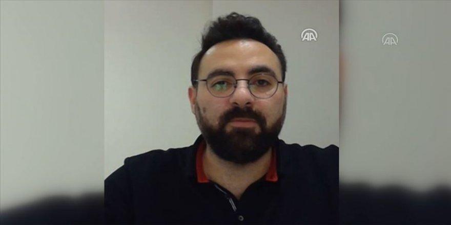 Lübnanlı Doktor Dandachli: Salgın zamanı Türkiye'yi bırakıp gitmek vefasızlık olur