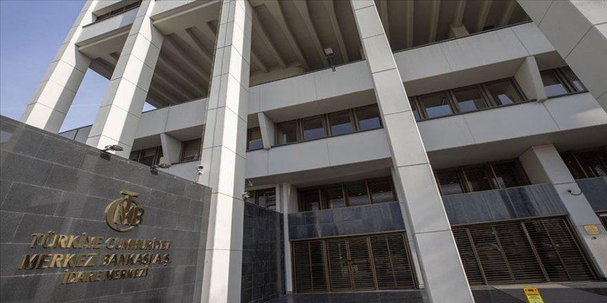 Merkez Bankası rezervleri 95 milyar 406 milyon dolar oldu