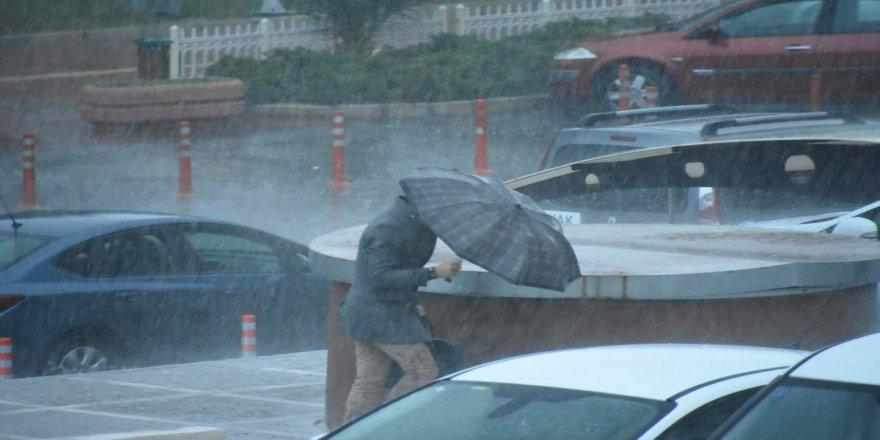 Aliağa'da yağışlar devam edecek