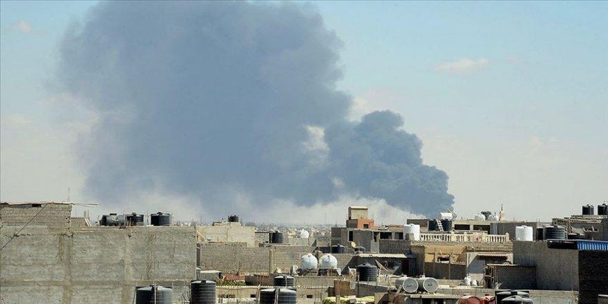Libya'da, UMH tarafından başlatılan 'Barış Fırtınası' operasyonu devam ediyor