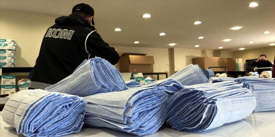 Türkiye'de güvenlik güçlerinin koronavirüs fırsatçılarıyla mücadelesi