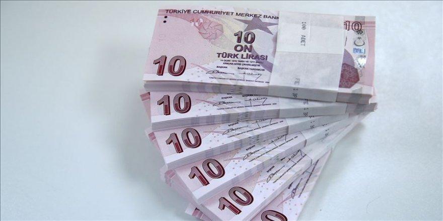 """Necat Nasıroğlu Vakfından """"Milli Dayanışma Kampanyası""""na 3 milyon lira bağış"""