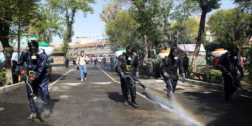 İran'da koronavirüs nedeniyle hayatını kaybedenlerin sayısı 158 arttı