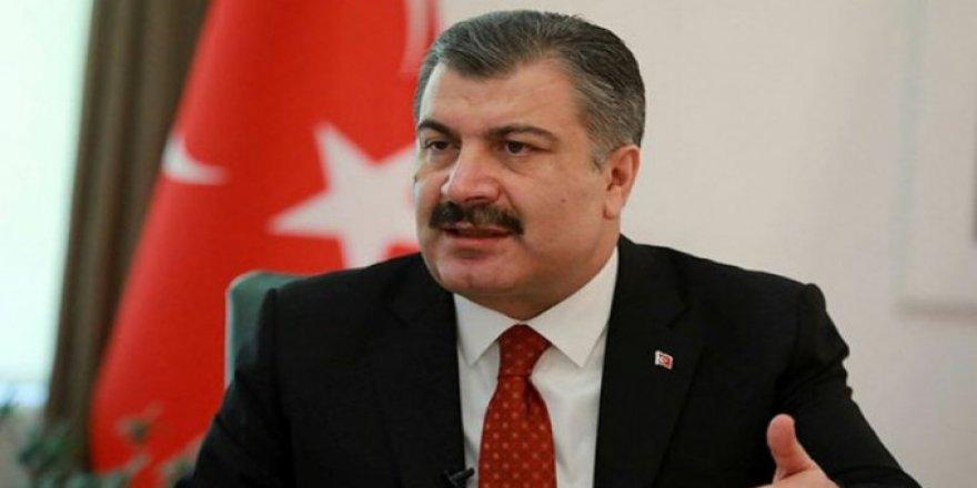 Türkiye'de koronavirüs vaka sayısı  23 bini aştı