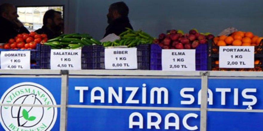 Tanzim satış araçları yeniden geliyor ! Meyve sebze satmayacaklar