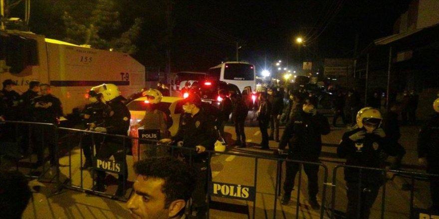 Batman Başsavcılığı: M Tipi Cezaevinde yaşanan olay kontrol altına alındı