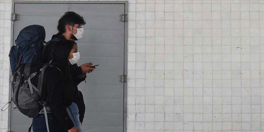 Brezilya'da Kovid-19 görülen kişi sayısı 10 bini aştı