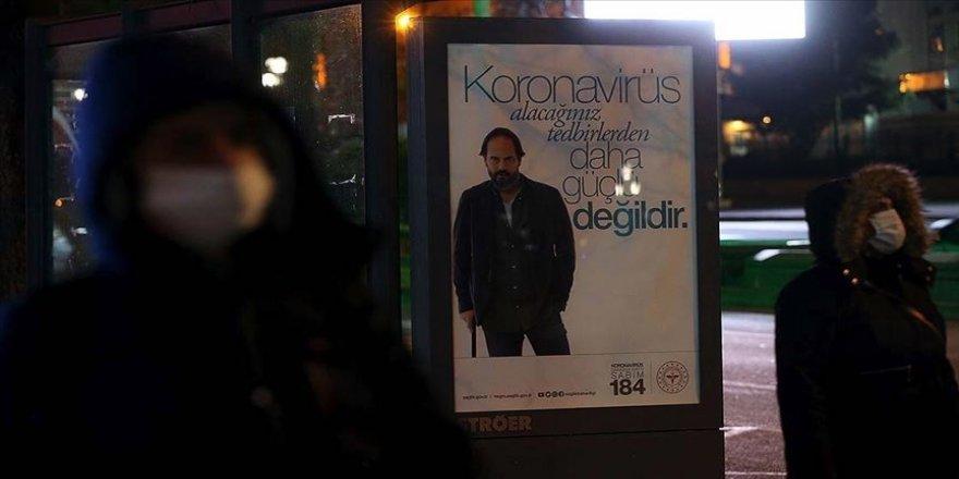 Türkiye'de koronavirüs salgını korkusu araştırması yapıldı ! En çok korkanlar...
