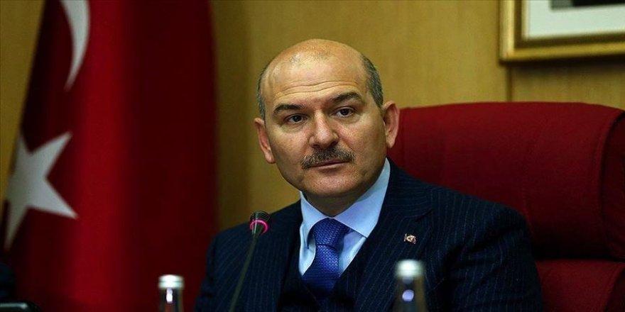 İçişleri Bakanı Soylu: Koronayla ilgileniyoruz diye devletin diğer meselelerinin hiçbir noktasını atlamayız