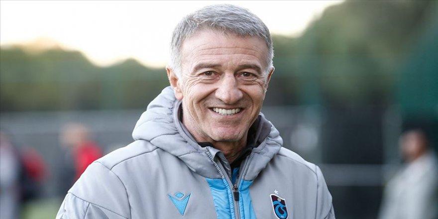 Trabzonspor Kulübü Başkanı Ağaoğlu'ndan Sosa ve Novak müjdesi