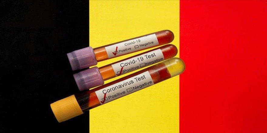 Belçika'da Kovid-19 vakası sayısı 22 bini aştı