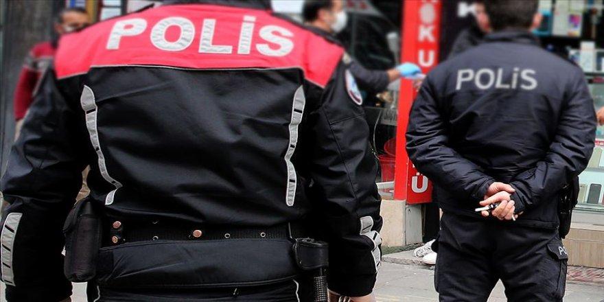 Antalya'da kavga edenlere 'sosyal mesafe' cezası