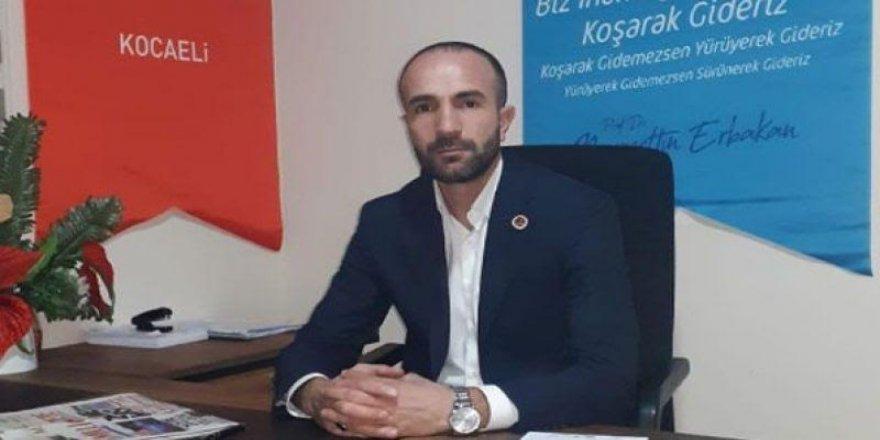 Erkan Bilikli, Berat Kandili nedeniyle bir mesaj yayımladı