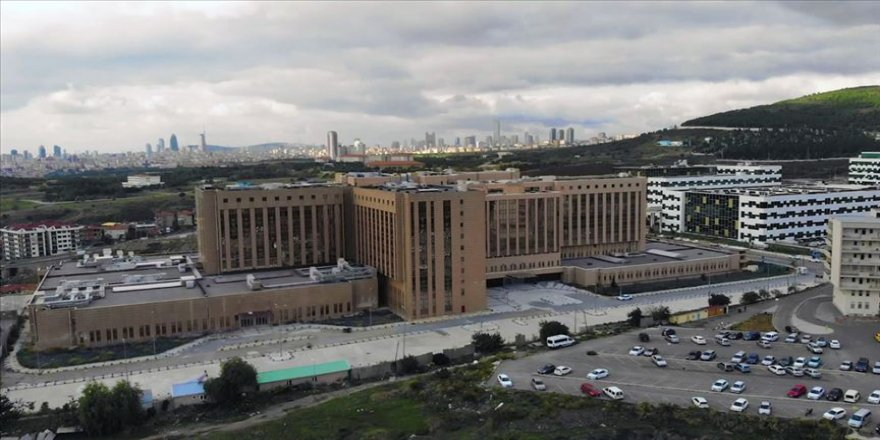 MÜ Pendik Eğitim ve Araştırma Hastanesi Başıbüyük Ek Hizmet Binası bugün açılacak