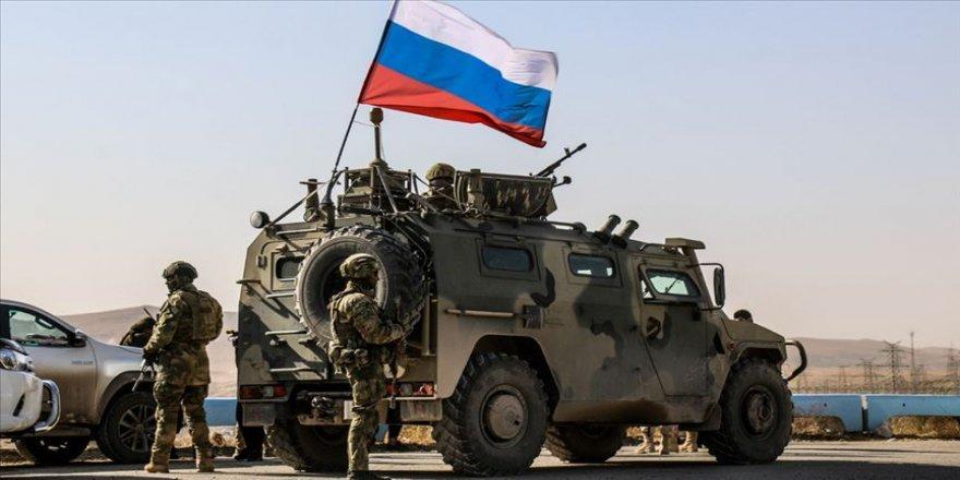 Rusya Suriye'nin Kamışlı ilçesindeki askeri varlığını güçlendiriyor