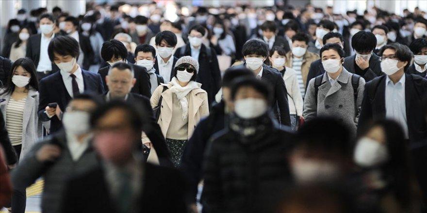 Japonya'da Kovid-19 vaka sayısı 5 bin 500'e yaklaştı