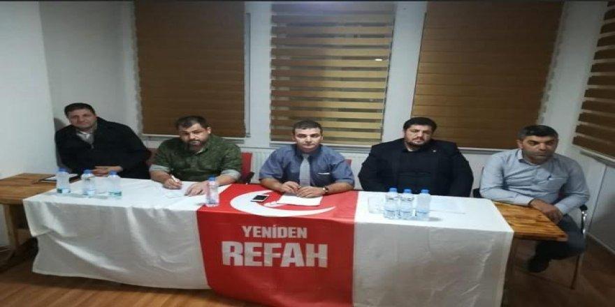 YRP Çayırova'dan,'Bir Osmanlı Geleneği Askıda Ekmek Dayanışması'' projesi