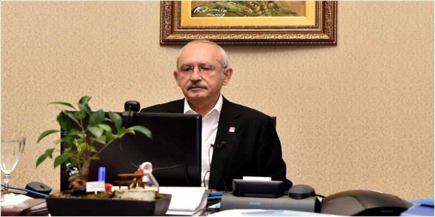 CHP Genel Başkanı Kılıçdaroğlu: Destek paketi tüm sektörleri kapsamalı