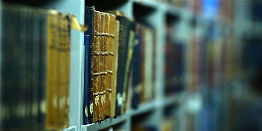 Türk Tarih Kurumunun arşivindeki 14 bin 605 esere 'evden' ulaşılabilecek