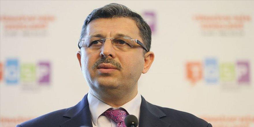 TGSP Yönetim Kurulu Başkanı Terzi: Kovid-19'a karşı birlikte hareket etmenin tam zamanıdır
