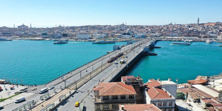 İstanbullular 'evde kal' çağrısına uydu