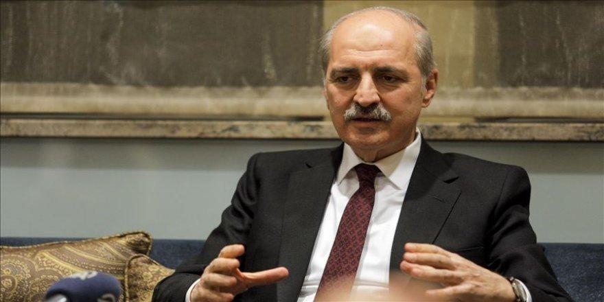 AK Parti Genel Başkanvekili Kurtulmuş: Dünyanın ekonomik ve siyasal yeni bir mimariye ihtiyacı var