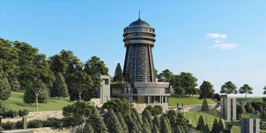 Yeniden inşa edilecek Ali Kuşçu Gökbilim Merkezi'nin ihalesi mayısta yapılacak