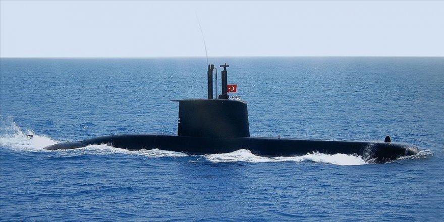 Hızır Reis denizaltısının 'beyni' teslim edildi