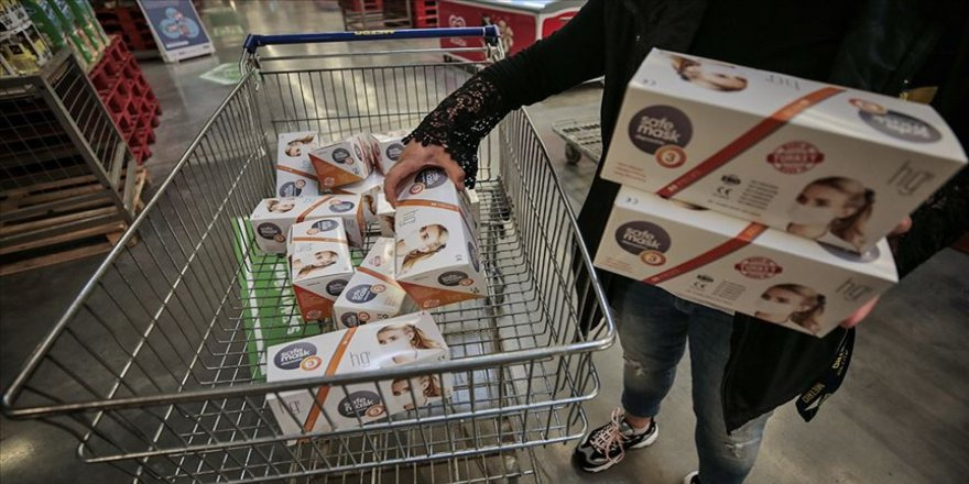 Cerrahi maskelerin satış fiyatı belli oldu