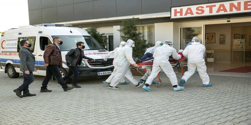 Koronavirüse yakalanan Hüsnü Çoban'ın durumu ağırlaşıyor