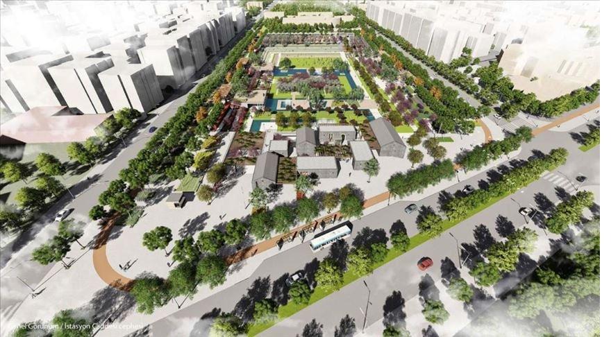 Diyarbakır ikinci millet bahçesine kavuşuyor