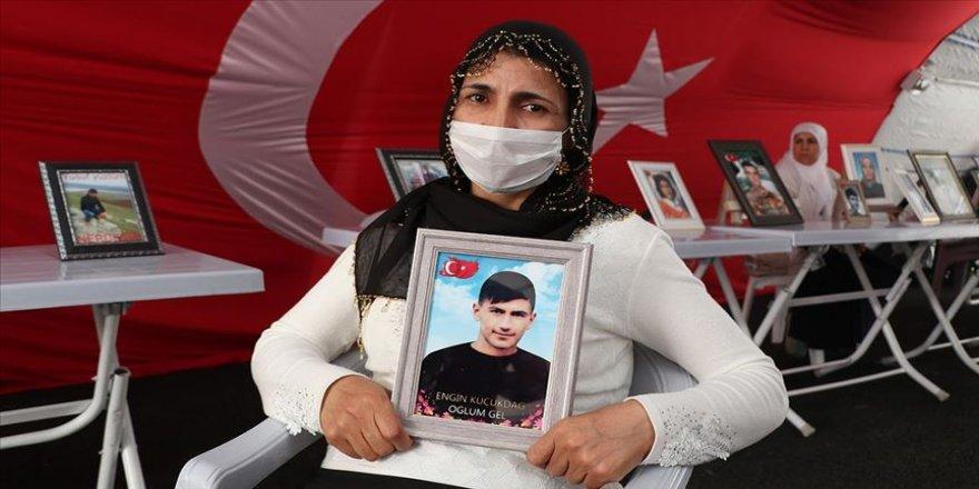 'Oğlum gel devlete teslim ol. 11 bayramı sensiz geçiriyorum, gücüm kalmadı'