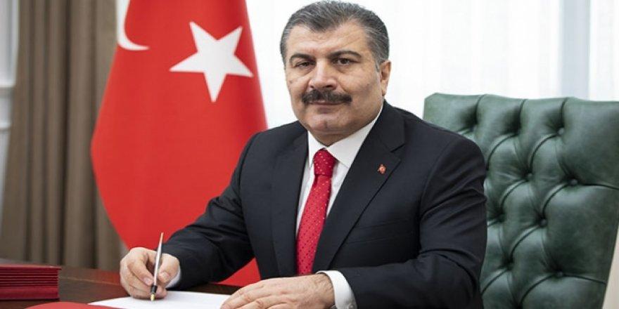Türkiye'de koronavirüs vaka sayıları düşmeye devam ediyor