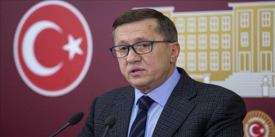 İYİ Parti Grup Başkanvekili Türkkan gündemi değerlendirdi
