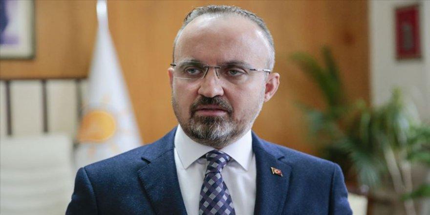 AK Partili Turan'dan Siyasi Partiler ve Seçim kanunlarında düzenleme hazırlığı açıklaması