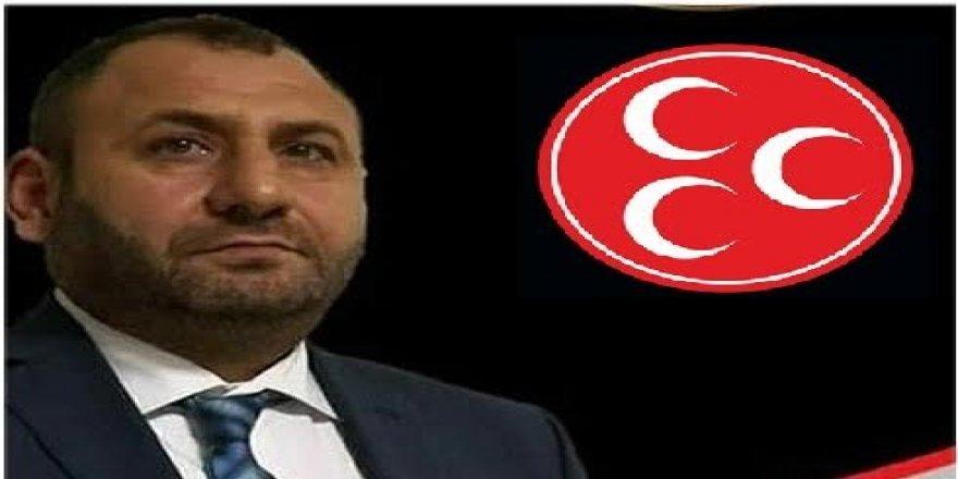 MHP Dilovası İlçe Başkanı Ayaz'dan Ramazan Bayramı Mesajı