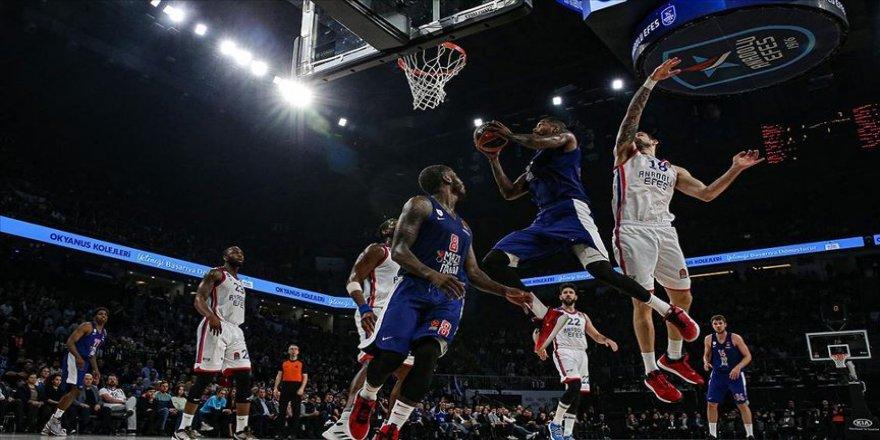 Anadolu Efes'ten THY Avrupa Ligi'nde sezonun iptal edilmesiyle ilgili açıklama