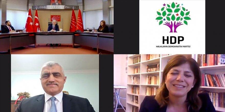 HDP siyasi partilerle video konferans aracılığıyla bayramlaştı