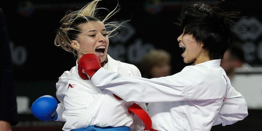 Karatede olimpiyat kotası mücadelesi 2021'e uzatıldı